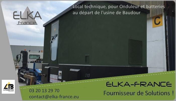 Elka-France Local Onduleur 1
