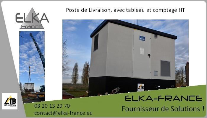 Elka-France Poste de livraison PdL 10