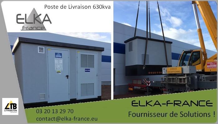 Elka-France Poste de livraison PdL 11