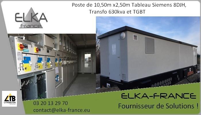 Elka-France Poste de livraison PdL 12