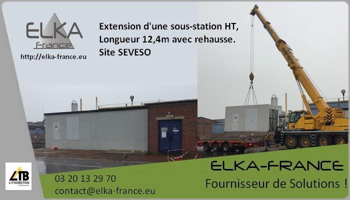 Elka-France Poste de livraison PdL 13