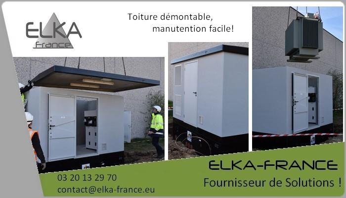 Elka-France Poste de livraison PdL 14