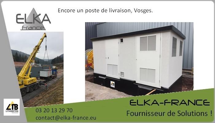 Elka-France Poste de livraison PdL 16
