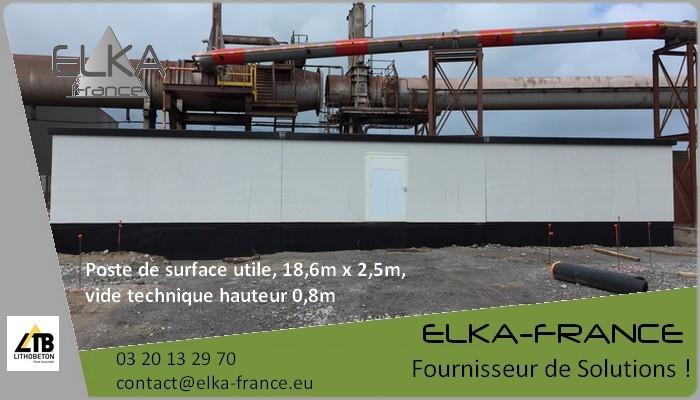 Elka-France Poste de livraison PdL 17
