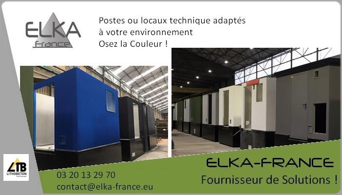 Elka-France Poste de livraison PdL 2