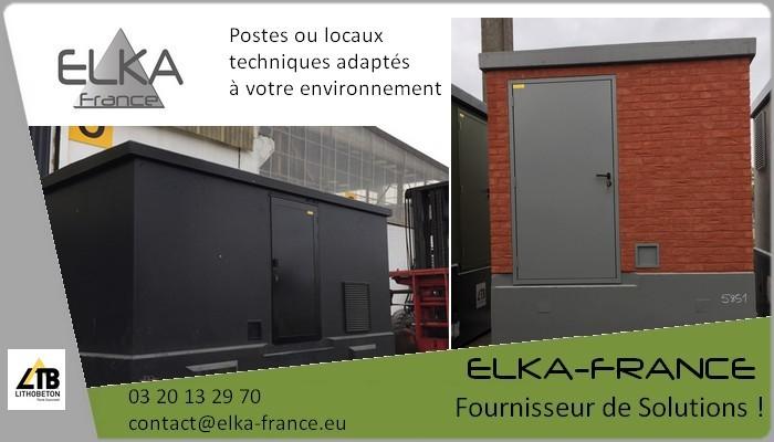 Elka-France Poste de livraison PdL 3