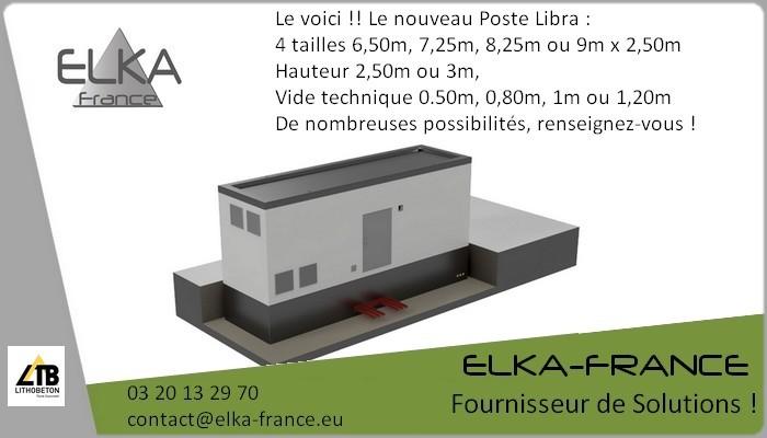 Elka-France Poste de livraison PdL 5