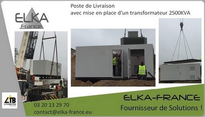 Elka-France Poste de livraison PdL 7b
