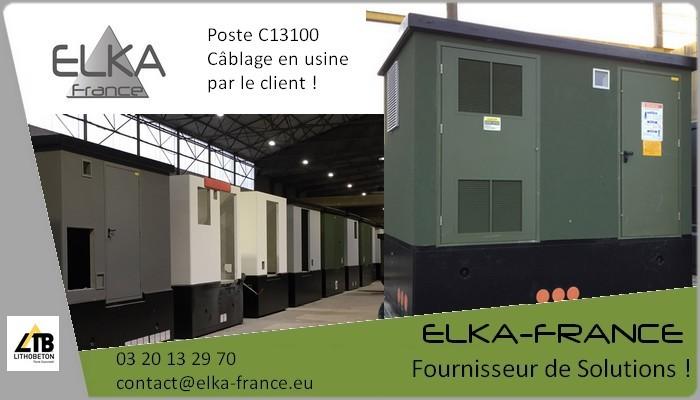 Elka-France Poste de livraison PdL 8