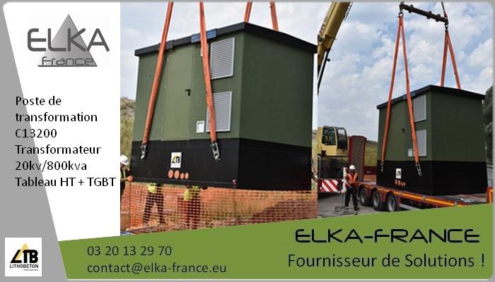 Elka-France Poste de livraison PdL11b