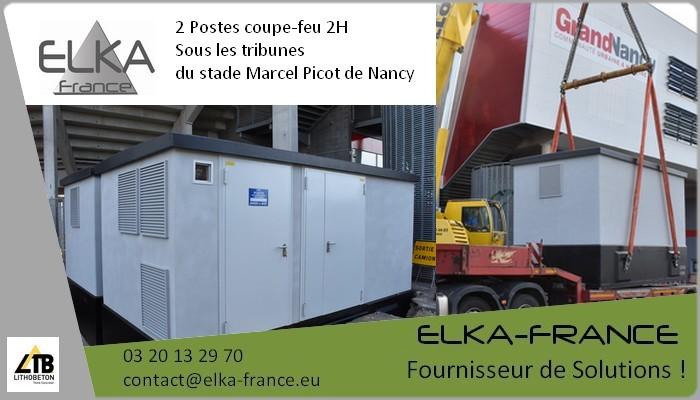 Elka-France Poste de livraison PdL12